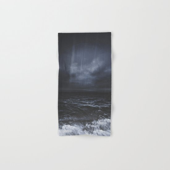 Lost in the sea Hand & Bath Towel