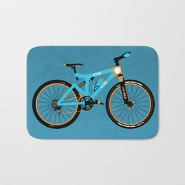 Mountain Bike Bath Mat