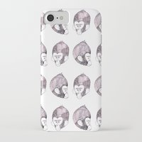 planet of the apes iPhone & iPod Cases featuring Apes! by Christian Bailey
