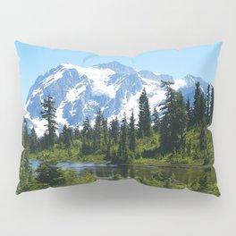 Mt. Shuksan Pillow Sham