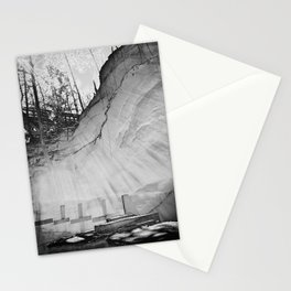 SpaceTime Portal Stationery Cards