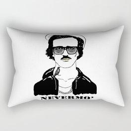 Gangsta Poe Rectangular Pillow
