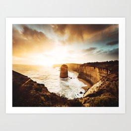 twelve apostles Art Print