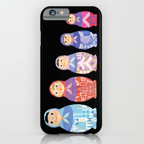 Small, Smaller, Smallest iPhone & iPod Case