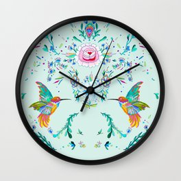 That Sweet Nectar Wall Clock