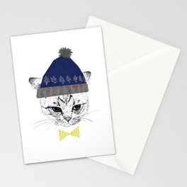 ribbon3 Stationery Cards