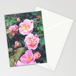 Sorbet Roses Stationery Cards