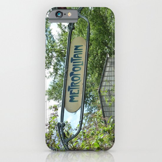 Metropolitain iPhone & iPod Case
