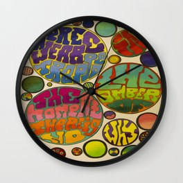 There is No Why Wall Clock