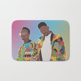 DJ JAZZY JEFF & THE FRESH PRINCE Bath Mat