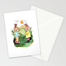 Happy Birthday Little Rabbit Stationery Cards