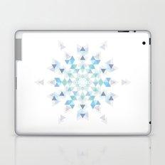 Snowflake Laptop & iPad Skin