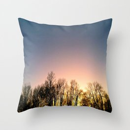 Not Edited Throw Pillow