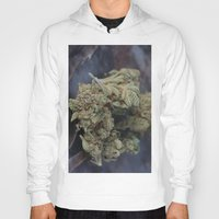 medical Hoodies featuring Medical Marijuana Deep Sleep by BudProducts.us