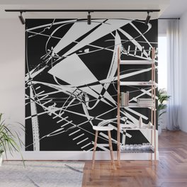 Zip Wall Mural