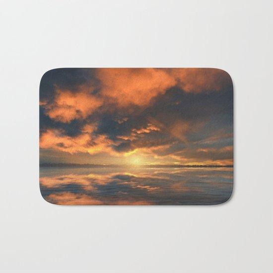 Magical Sunset II Bath Mat