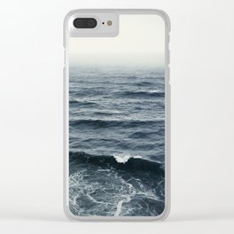 Stormscomin Clear iPhone Case