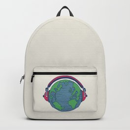 World Music Backpack