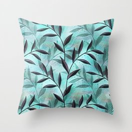 Light and Breezy Throw Pillow