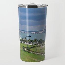 Port Canaveral Travel Mug