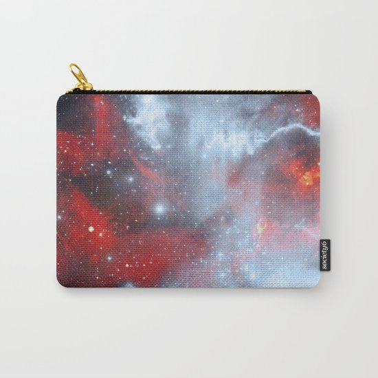Fire to the Stars Carry-All Pouch