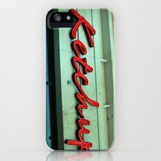 Ketchup Slim Case iPhone (5, 5s)