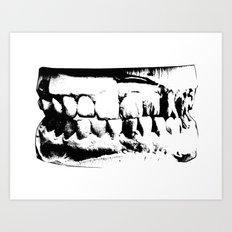 Wicked Smile Art Print