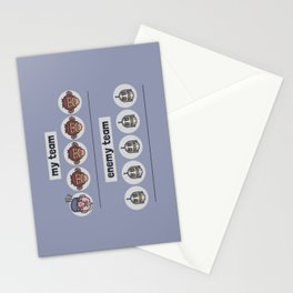 Worst Teamup Stationery Cards