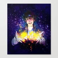 ace attorney Canvas Prints featuring Clay Terran-Ace attorney Duel Destinies by Kiasherria