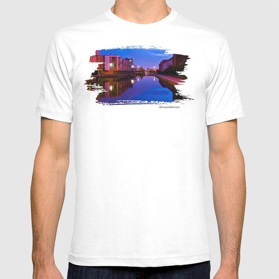 The swans silenced T-shirt