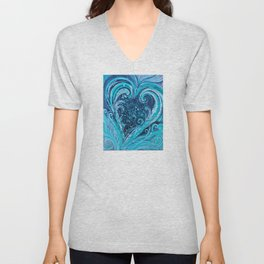 Guard Your Heart Unisex V-Neck