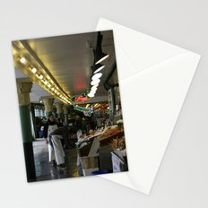 Pike Place Market Stationery Cards