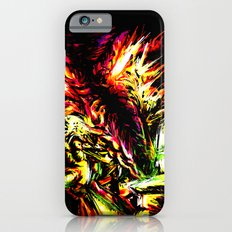 Metroid Metal: Ridley- Through the Fire.. Slim Case iPhone 6s