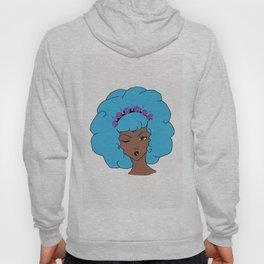 Femme Afropunk Pastel Goth Hoody