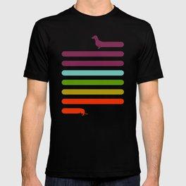 (Very) Long Dachshund T-shirt