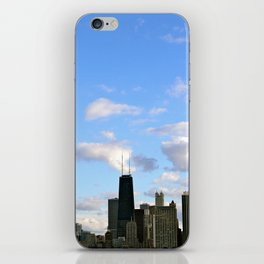 Chicago Sky iPhone Skin