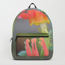 Pastel Columbine Afternoon Backpack