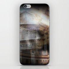 The Pantheon Rome Italy iPhone & iPod Skin