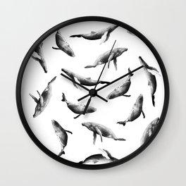 ocean vibes Wall Clock