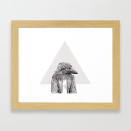Strindberg Framed Art Print