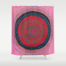 Dotto 21 Shower Curtain