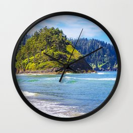 Proposal Rock Neskowin Oregon Canvas Print, Photographic Print, Art Print, Framed Print, iPhone Case Wall Clock