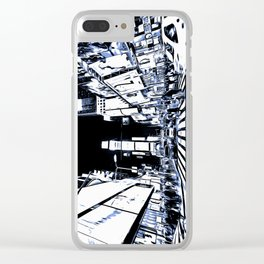 Times Square Art Clear iPhone Case
