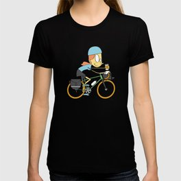 Coffeeneuring Girl T-shirt
