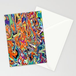 Psychedelic Dream Stationery Cards