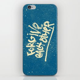Take Care of Each Other, Part 5 iPhone Skin