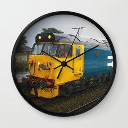 Westbury Vacs Wall Clock