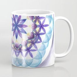 Levender Mandala Coffee Mug