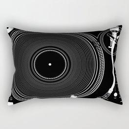 DJ TURNTABLE - Technics Rectangular Pillow
