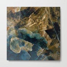 Mineral Specimen 14 Metal Print